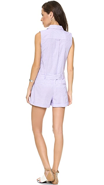 Milly Sleeveless Romper