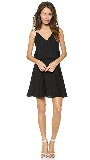 Milly Blouson Tank Dress