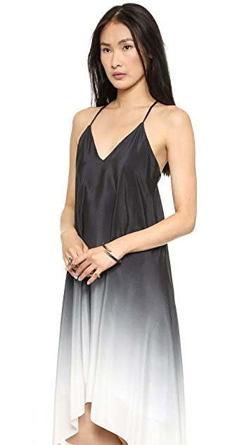 Milly Ombre Strappy Dress