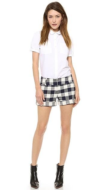 Milly Cuff Shorts