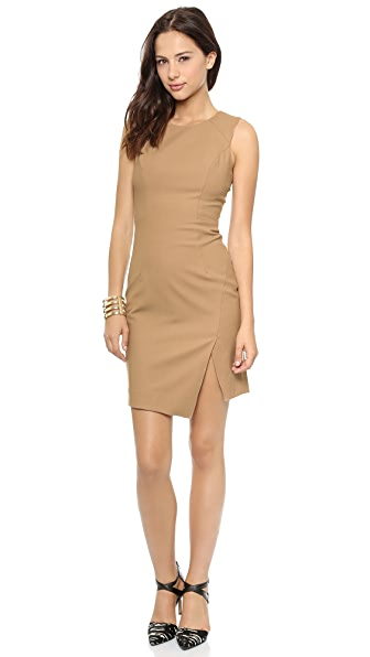 Milly Slit Sheath Dress