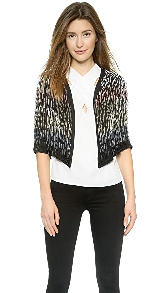 Milly Beaded Bolero Jacket