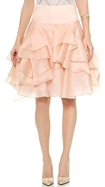 Milly Tara Full Skirt