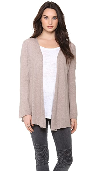 Minnie Rose Cashmere Duster Cardigan