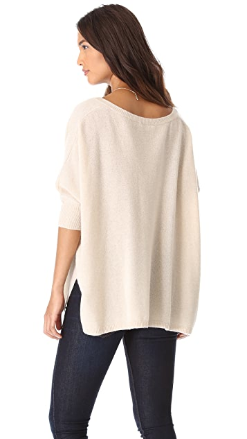 Minnie Rose Cashmere Powwow Sweater