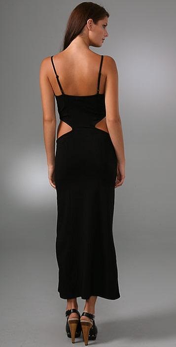 MINKPINK Waisting Away Long Dress