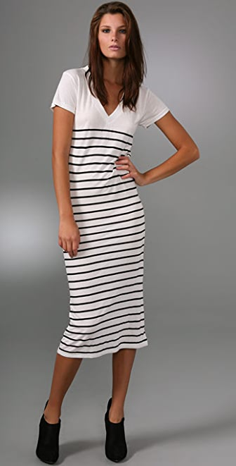 MINKPINK The Longest Line Long Dress