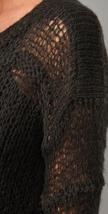 MINKPINK Mess Hall Sweater Tunic