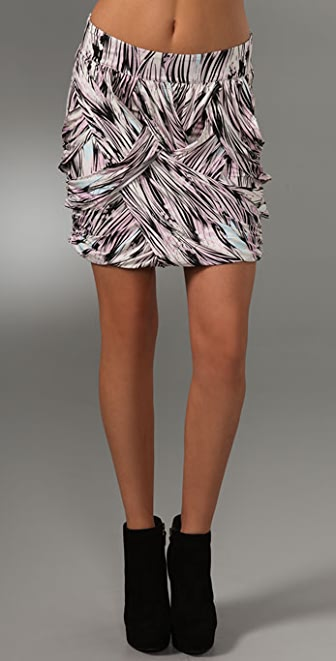 MINKPINK Twist and Shout Skirt