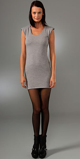 MINKPINK Gridiron Mini Dress