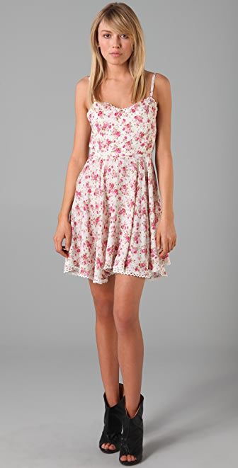 MINKPINK Darling Buds of May Sundress