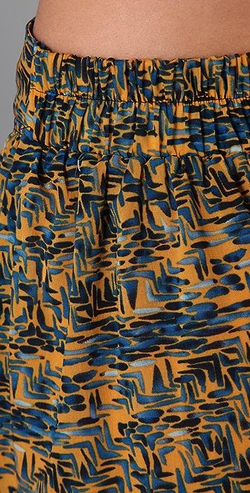 MINKPINK Mozambique Long Skirt