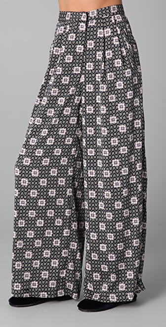 MINKPINK Marrakech Print Pants