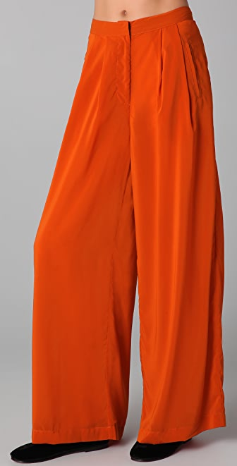 MINKPINK Marrakech Flare Wide Leg Pants