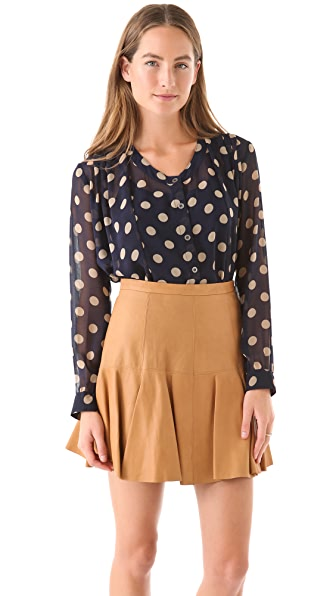 MINKPINK Double Take Shirt