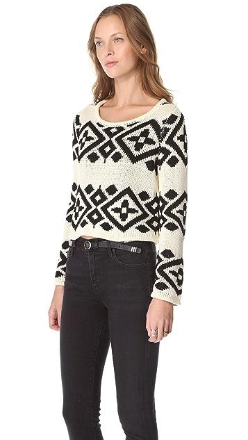 MINKPINK Intazia Sweater