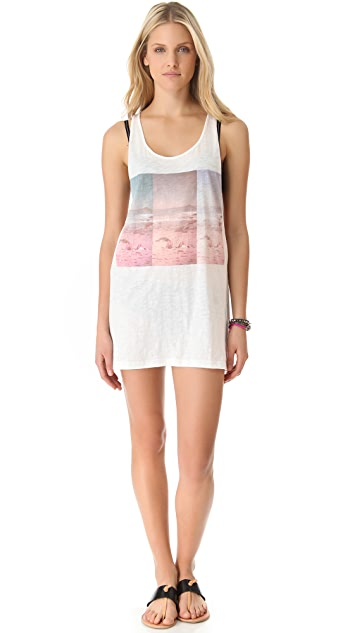 MINKPINK Savannah Cover Up Dress