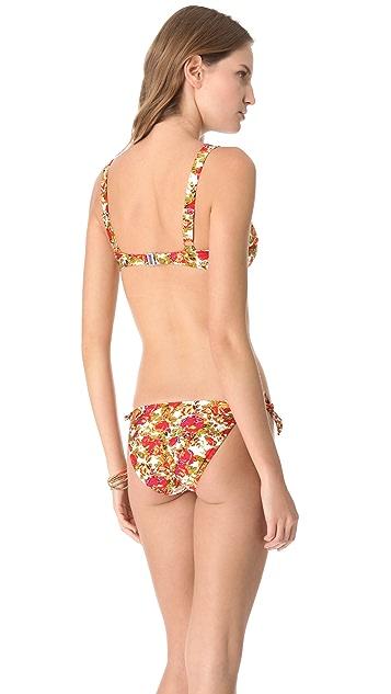 MINKPINK Isla Bra Cup Bikini Top