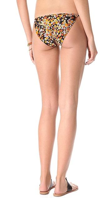 MINKPINK Florence Frill Bikini Bottoms