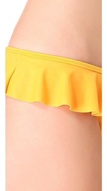 MINKPINK Jewel Frill Bikini Bottoms