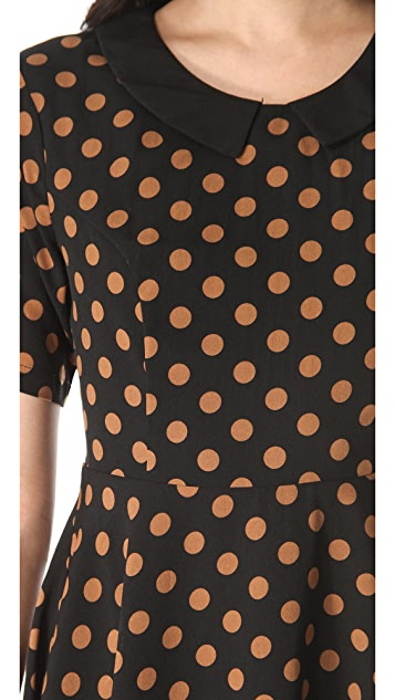 MINKPINK Spot On Mini Dress