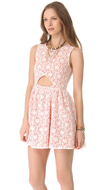 MINKPINK Fanciful Dress