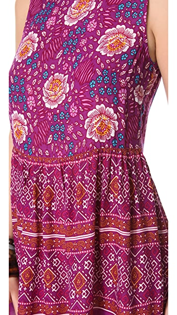 MINKPINK Bohemian Mini Dress