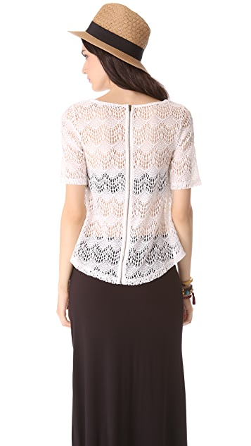MINKPINK High Tea Top