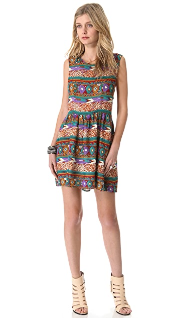 MINKPINK Woodstock Dress