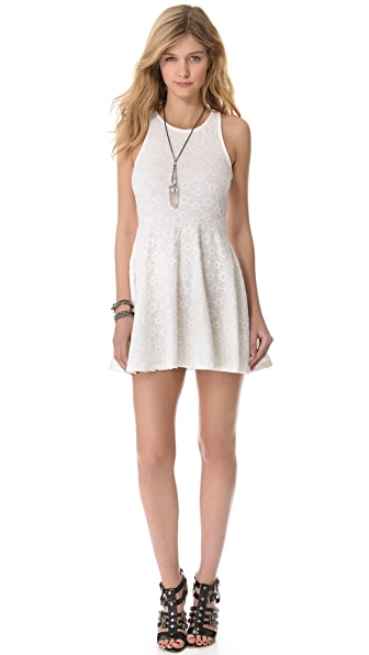 MINKPINK First Love Skater Dress