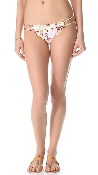 MINKPINK Sadie Tie Bikini Bottoms