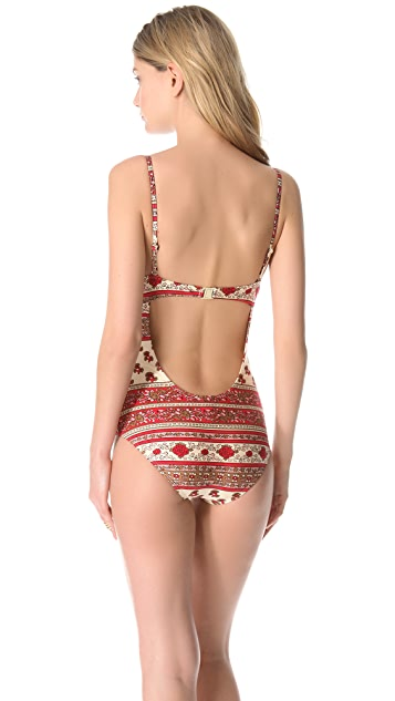 MINKPINK Maya One Piece Swimsuit