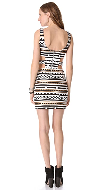 MINKPINK Gap Year Sleeveless Dress