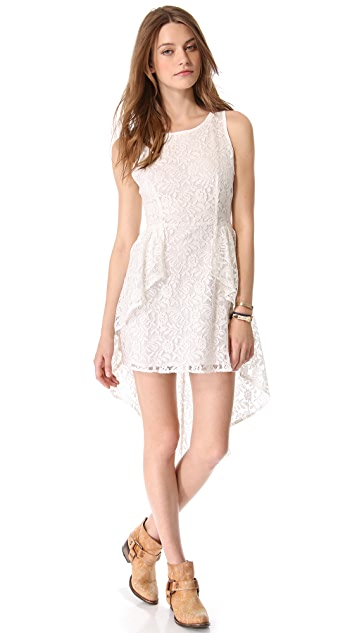 MINKPINK Runaway Lace Dress