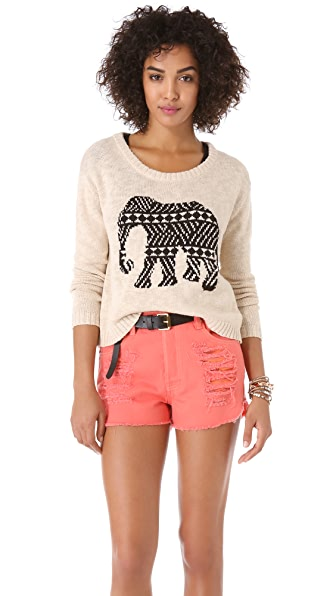 MINKPINK Pride of Place Sweater