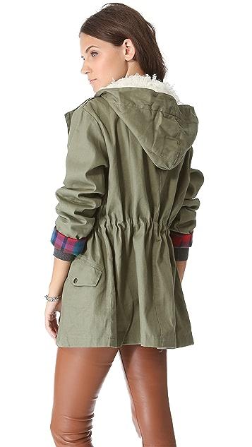 MINKPINK Dads Army Jacket