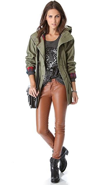 MINKPINK Dads Army Jacket