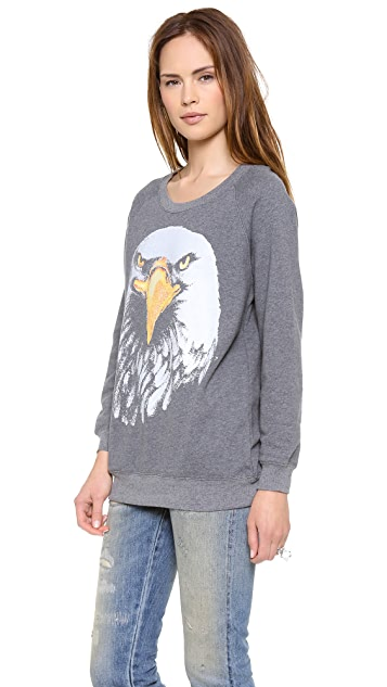 MINKPINK Like A Hawk Sweatshirt