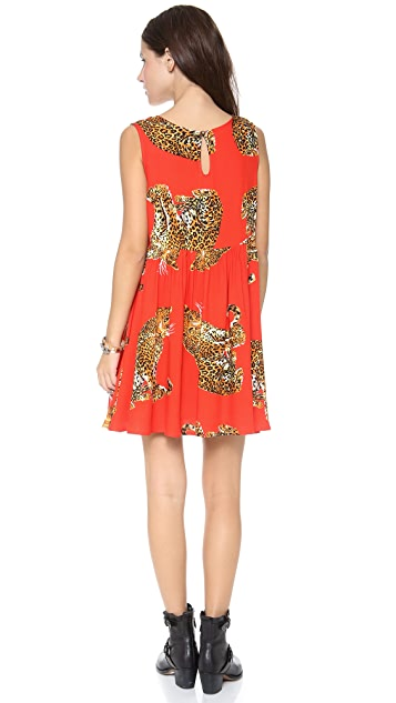 MINKPINK King of the Jungle Dress