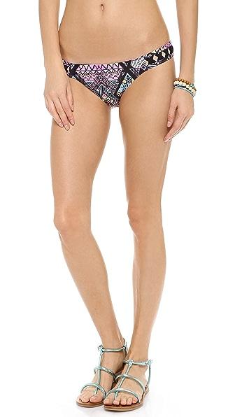 MINKPINK Scribble Bikini Bottoms