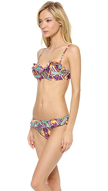 MINKPINK Fiesta Bikini Top