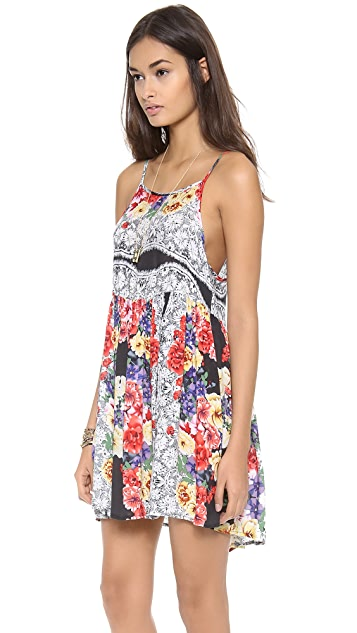MINKPINK Lacey's Choice Cover Up Dress