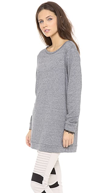 MINKPINK Skeletal Heart Sweatshirt