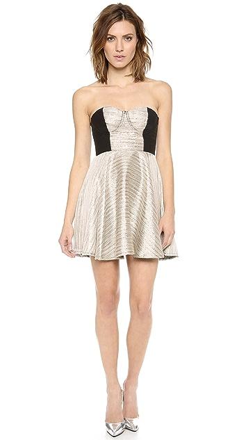 MINKPINK Silver Fox Dress