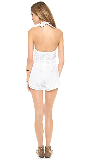 MINKPINK House on the Prairie Playsuit