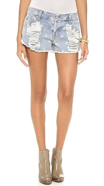 MINKPINK Sweet Daisy Shorts