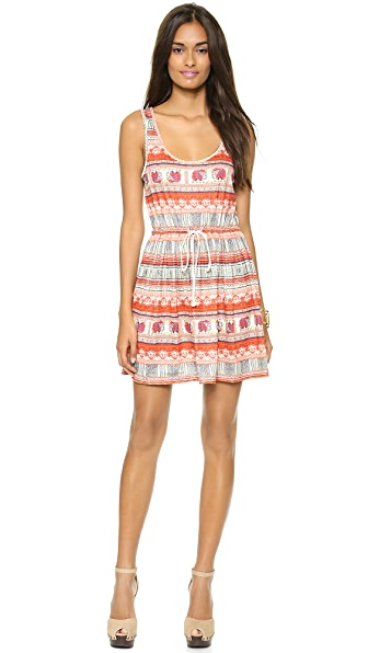 MINKPINK Elephant Journey Dress