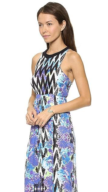 MINKPINK Garden Breeze Maxi Cover Up Dress