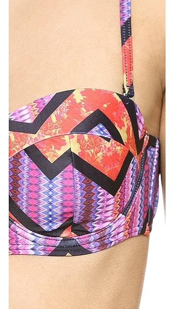 MINKPINK Zee Zee Bikini Top
