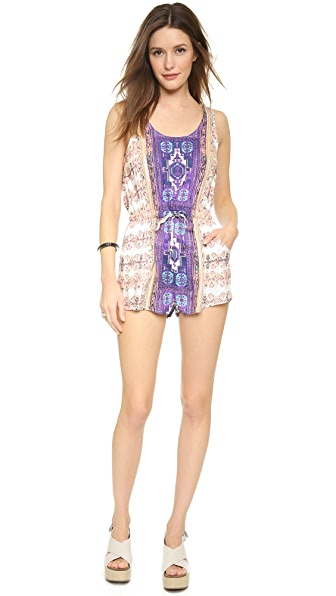 MINKPINK The Fallen Romper